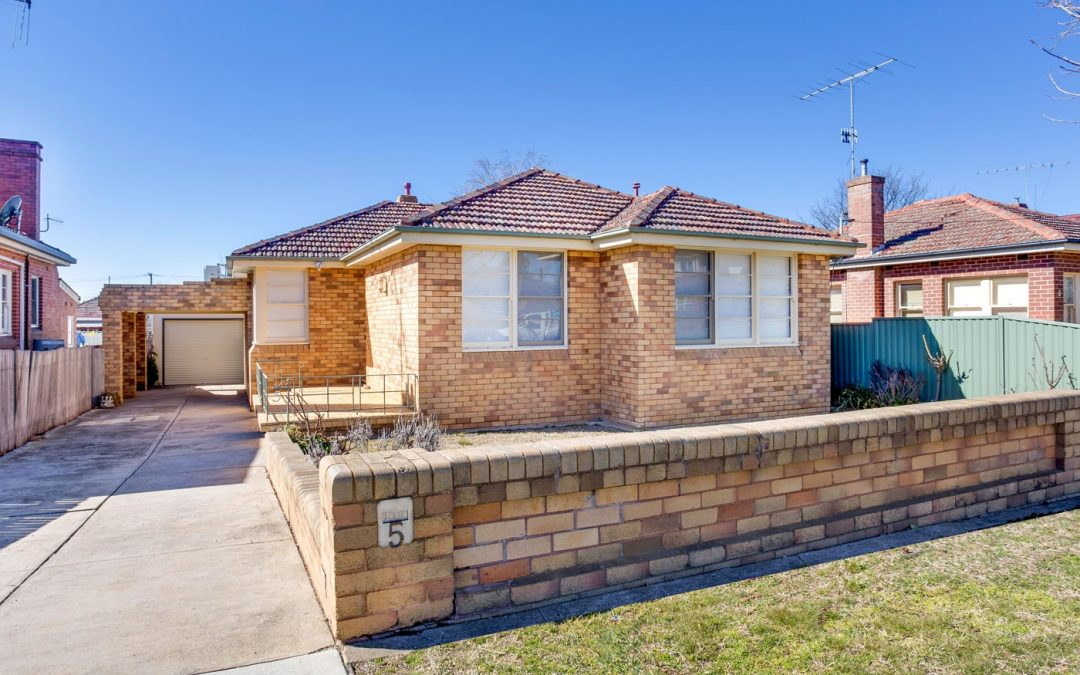 5 Murray Street, Goulburn  NSW  2580